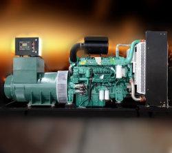 Yuchai Open/Silent/Trailer Type 650kw Diesel Generator Genset