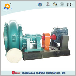 High Efficiency Diesel Engine Slurry Transport Pump in Mining