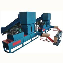 1t/H Factory Coconut Fiber Rice Husk Wood Shaving Sawdust Baler Price