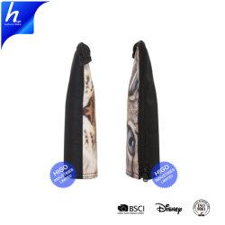 Cartoon Animal Sports Design Custom Pencil Case Compartments Dropshipping