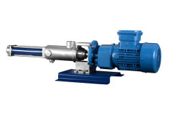 Screw Water Pump Slurry Pump Crude Oil Pump