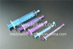Ce Approval Disposable Syringe Oral Syringe Enteral Syringe Feeding Syringe Two Part Syringe Ad Syringe