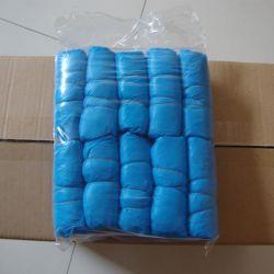 Disposable Plastic Waterproof PE CPE Shoe Covers