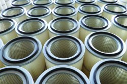 Spun Bonded Polyester Filter Cartridge