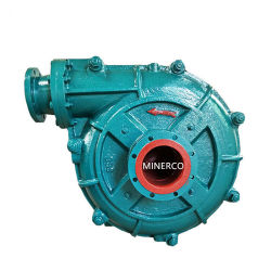 Zj Large Flow High Head Slurry Pump for Waste Water