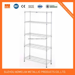 Commercial Metal Steel Rolling Storage Shelving Rack /Chrome Wire Shelf  sc 1 st  Made-in-China.com & China Rolling Storage Shelves Rolling Storage Shelves Manufacturers ...