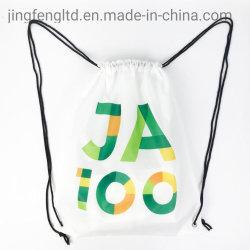 Fashion Daily School Kids Drawstring Backpack Bag Sport Bag