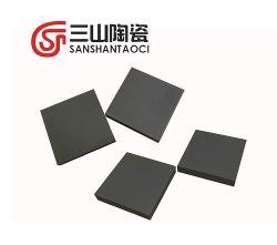 Standard Silicon Carbide Ceramic Plates for Bulletproof Vest 50*50*10mm