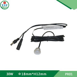 Wholesale Low Volage Ceiling-Mounted PIR Motion Sensor for Led Strip Light 30W
