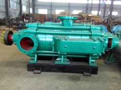 Multistage Hydraulic Waste Oil Transfer Pump