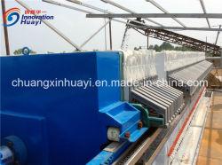 Slurry Filter Press in Filtration Equipment for Slurry Dewatering