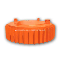 Electromagnetic Separator Iron Remover for Dry Powder and Slurry