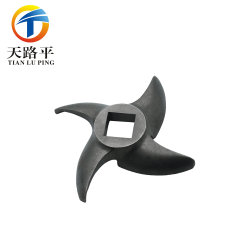Custom Precision Stainless Steel Meat Grinder Machine Parts