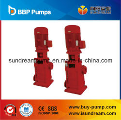 Diesel Automatic Fire Fight Water Pump
