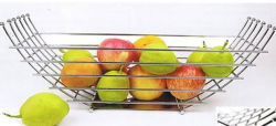 Custom Wholesale Metal Wire Fruit Food Baskets