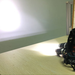 2*18650 Battery+ Charger USB Rechargeable 5000lm CREE Xml 3 T6 LED Headlamp Fishing Flashlight Aluminum Headlight