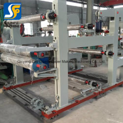 Top Grade Grey Carton Board/ Grey Back Paperboard/ Kraft Paperboard Making Machine