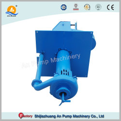 Electrical Motor Shaft Vertical Sump Centrifugal Slurry Pump