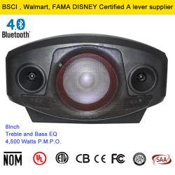 8inch Active MP3 Bluetooth Mini Louder Speaker