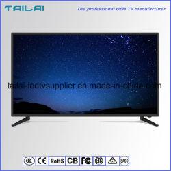 High Brightness 32 Inch HD DVB-T2 S2 Dled TV with Multi OSD Language