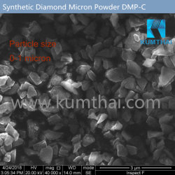 Synthetic Diamond Abrasive Powder for New Ceramic Material