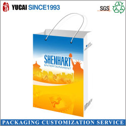 Han Edition Paper Packaging Bag with Advertising