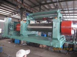 Double Shaft Driving Bearing Rolls China Qingdao CE Approval Rubber Sheet Making Machine 22inch Two Roll Mixing Mill Machine
