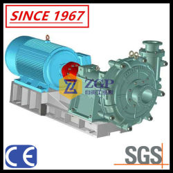 Horizontal Heavy Duty Abrasion Resistant Mineral Processing Centrifugal Ah Slurry Pump, Anti-Abrasive Wear Resistant Industrial Chemical Water Mining Pump