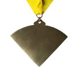 Custom 3D Design Antique Brass Plating Marathon Sports Medal for Promotional Award