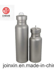 800ml Ultralight Pure Titanium Outdoor Camping Hiking Picnicking Sport Water Bottle Products