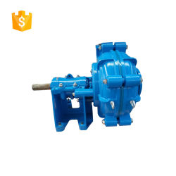 Slurry Centrifugal Dredge Sludge 6 Inch Diesel Water Pump