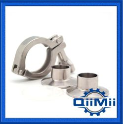 13mhhm Sanitary Stainless Steel Heavy Duty Clamp
