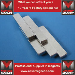 Neodymium Square Magnet for Electronics and LED Lighting Industries