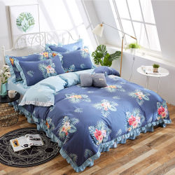 Wandu Textile Design Your Own Fabric with Brand for Sale