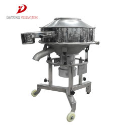 Cement Slurry High Frequency Vibratory Screen with High Efficiency