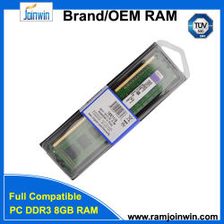 Shenzhen Factory PC3-12800 1600MHz Desktop 8GB DDR3 RAM 1600MHz