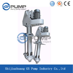 Long Service Life Vertical Single Stage Sludge Handling Slurry Pump
