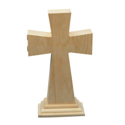Beautiful Christian Religious Small Wooden Crosses