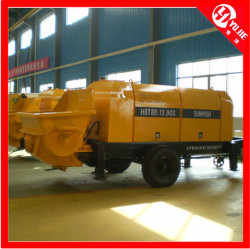 Hand Concrete Pump, Concrete Slurry Pump, Hydraulic Concrete Pump
