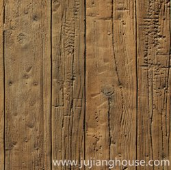 Cement Stone Wood Skin Bricks of Cultured Stone