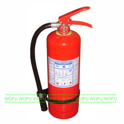 5lb Stored Pressure ABC Dry Chemical Powder Fire Extinguisher