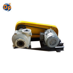 Heavy Duty A05 Material Sand Slurry Pump, Horizontal Pump, Centrifugal Pump, High Head Pump