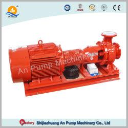Factory Direct Sale Centripetal Bearing Clear Water Irrigation Pump