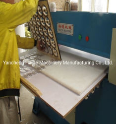 Hydraulic EVA Foam / Sponge/ Plastic / Leather/ Shoe/ Rubber/ Gasket Die Cutting Machine