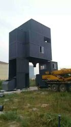 Concrete Batching Plant by Sicoma Mpc1000 Planetary Mixer for Precast Industry