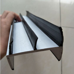 PVC Hard and Soft Rubber Co-Extrusion Seals for Container Door