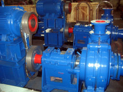 Slurry Centrifugal Water Pump (AH, HH)