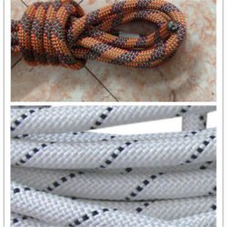 9.7mm Safety Rope for Outdoor Sports Rescue with En1891
