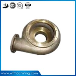 OEM Pump Housing Sand Casting Motor Housing Water Pump Part