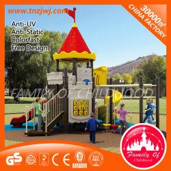 Fashion Design Fiberglass Playground Outdoor Slides